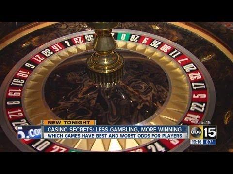 Casino secrets revealed