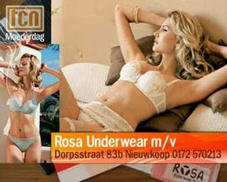 Moederdagspecial Rosa Underwear m/v