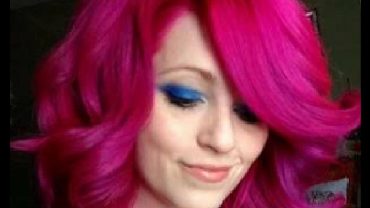 Funky Coloured Hairfunky Hair Stylesphoto Shop Cs6hair Color Diy