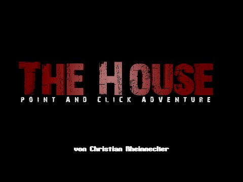 The House - Online Point And Click Adventure Video 2