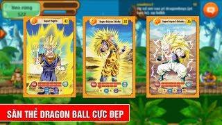 Săn ngọc rồng lấy thẻ hiếm Dragon Ball Z