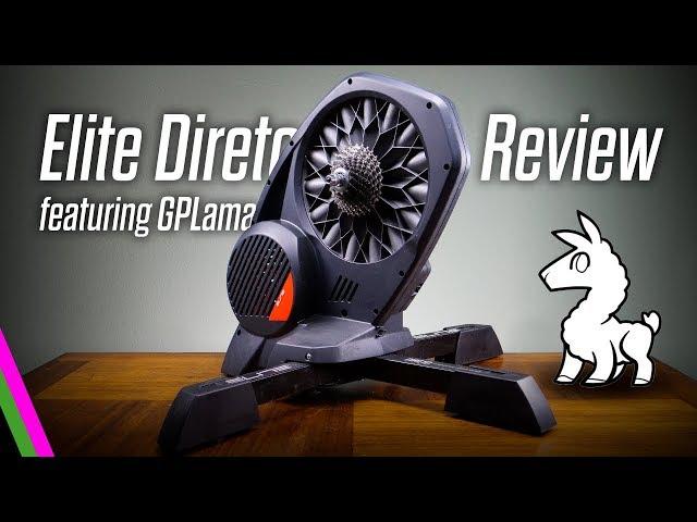 Elite Direto Long-Term Review // Smart, Interactive Bike Trainer