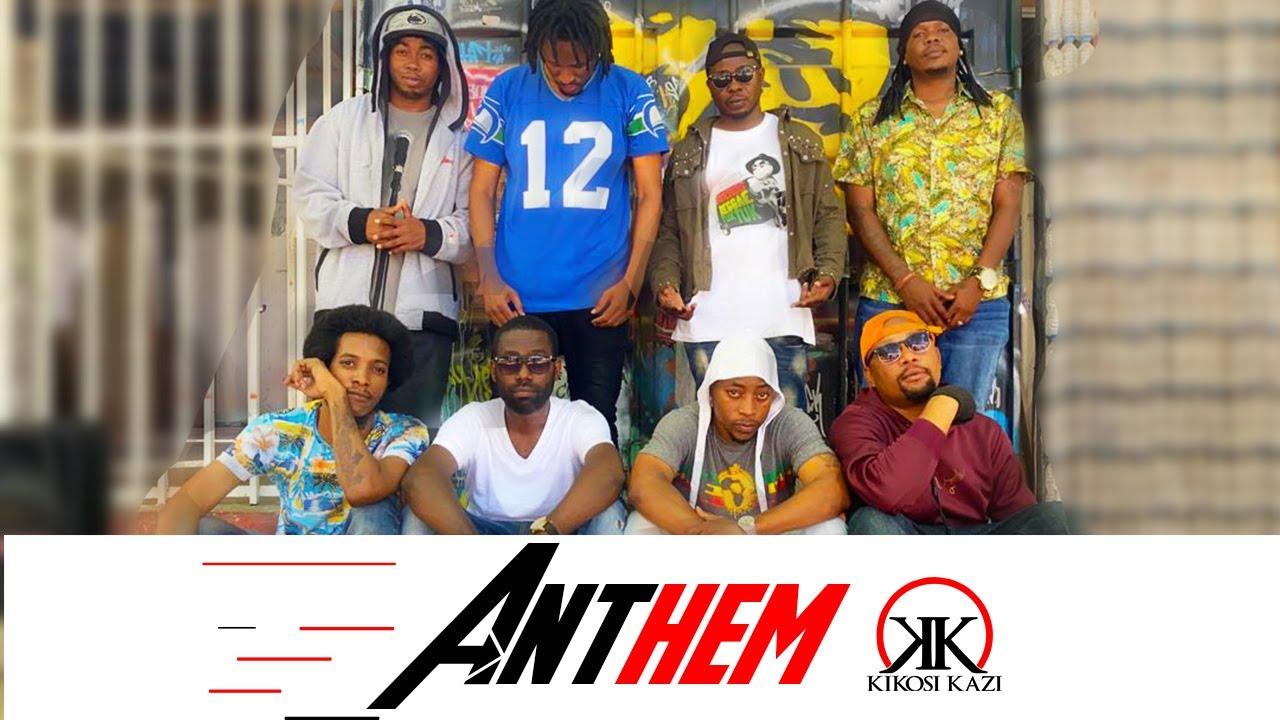 Download Kikosi kazi - ANTHEM ft Chibwa(Official Video 8k)