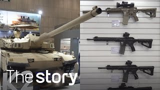 [Millitary Special] We've been to DX KOREA 2020 with state-of-the-art weapons on display!