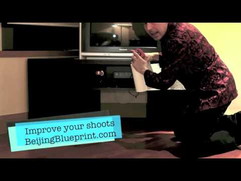 DIY strip light softbox: use kitchen paper for lighting bodyscapes