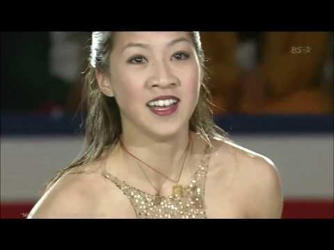 "[HD] Michelle Kwan - 2002 Worlds Exhibition - ""Fields Of Gold"""