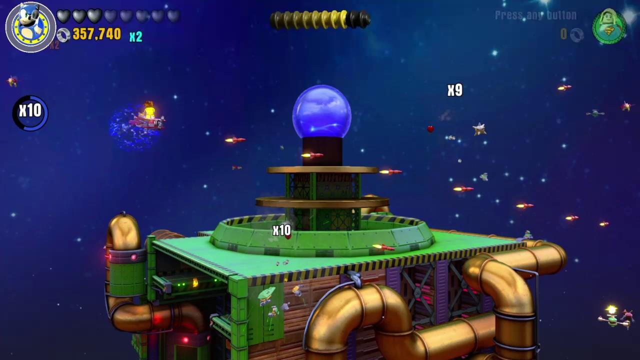 Download LEGO DIMENSIONS Sonic murders Dr. Eggman