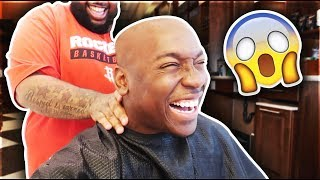 I FINALLY SHAVED MY HAIR OFF PRANK!!