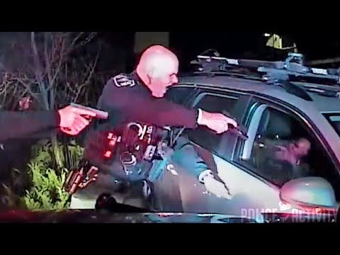 Seattle Police Bodycam Video Of Officer-Involved Shooting 2/19/2018