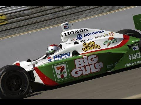 Mario Andretti on his massive Indianapolis crash in 2003