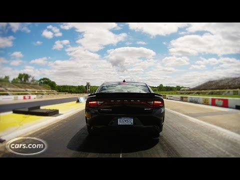 Dodge Charger Hellcat Our Best Quarter Mile Time Youtube