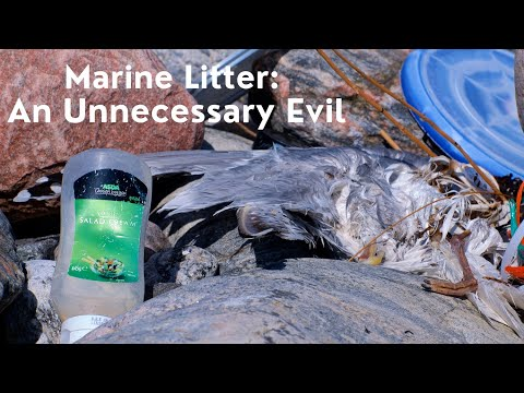 Marine Litter: An Unnecessary Evil (HD) (Sweden)