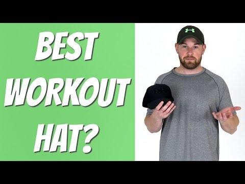 Best Workout Hat? Under Armour Blitzing Cap!