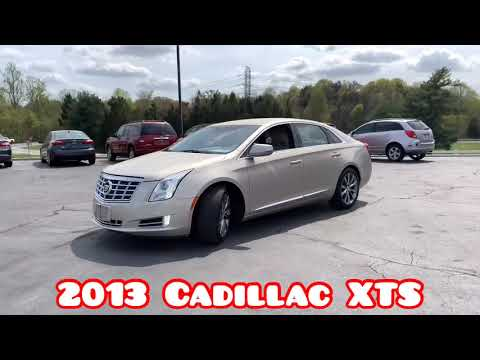 2013 Cadillac XTS For Sale In Winston-Salem, NC 27105