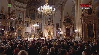 Modlitwa w Sanktuarium św. Józefa w Kaliszu