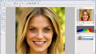 How to remove red eye in ArcSoft PhotoStudio?