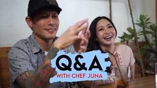 Download Video QnA with Chef Juna MP3 3GP MP4