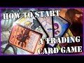 How To Start Making a Homemade TCG