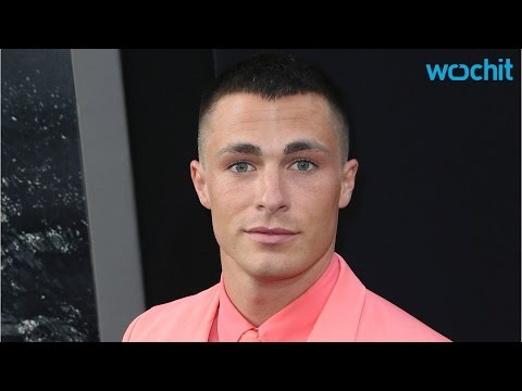 Colton Haynes Interview About Coming Out