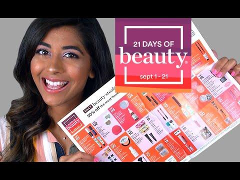 ULTA 21 DAYS OF BEAUTY ♥ Recommendations & Wishlist! thumbnail