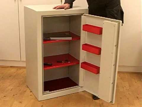 Securikey 'Steel Stor' Security Cabinet
