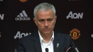 Jose Mourinho Explains Decision to Drop Wayne Rooney