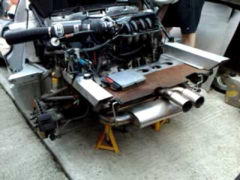 Lotus Elise VVC engine
