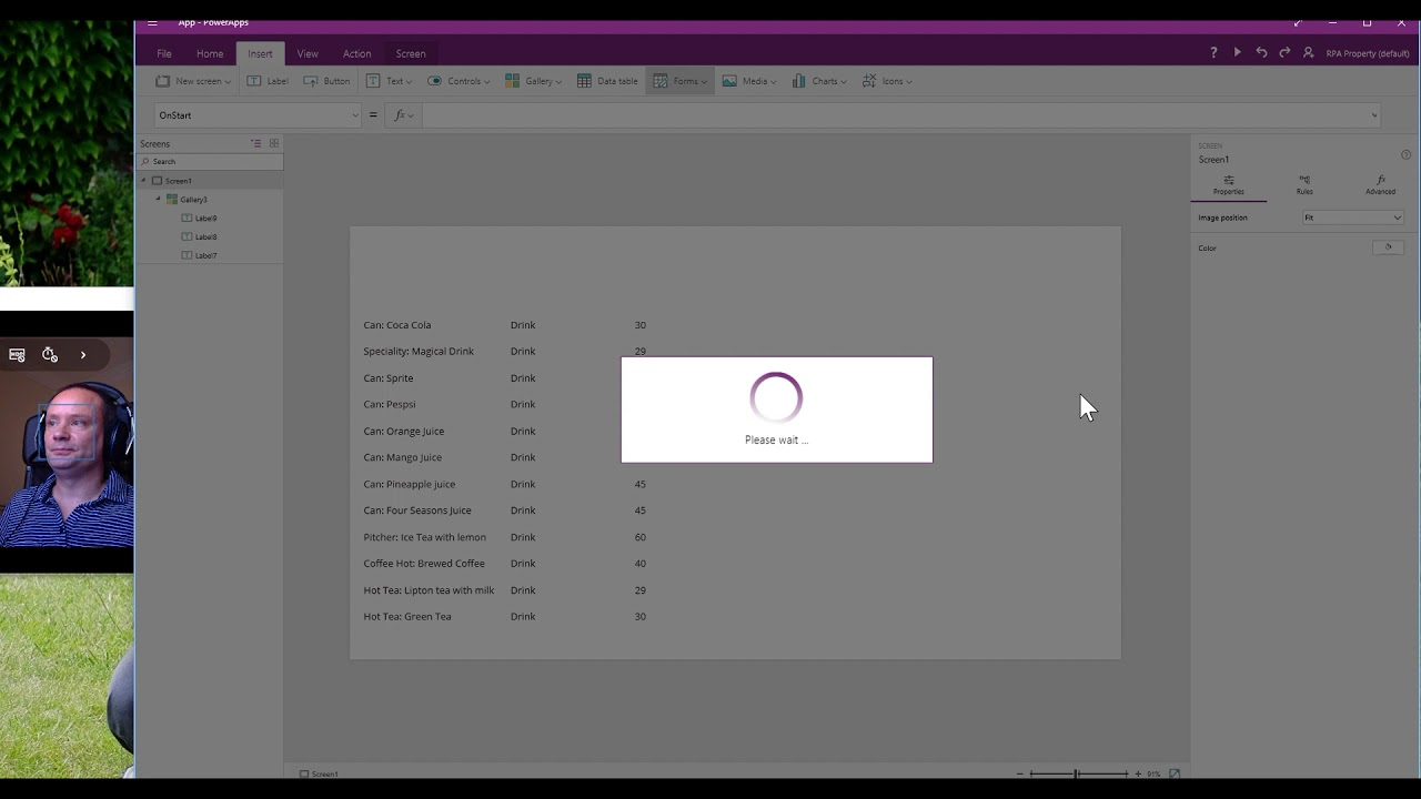 PowerApps: LookUps and Dropdowns with Normalized data and surrogate keys
