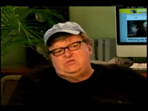 Michael Moore interview with The Raw Story