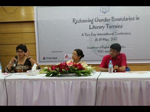 "International conference on ""Redrawing Gender Boundaries in Literary Terrains"""