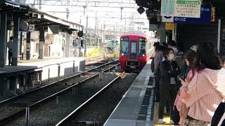 西鉄天神大牟田線3000形特急列車柳川観光列車水都車両