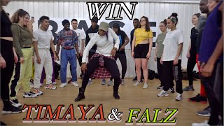 Timaya - Win Ft. Falz - FUMY CHOREOGRAPHY