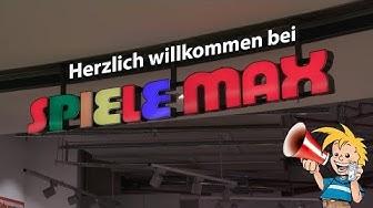 Herzlich willkommen bei SPIELE MAX!