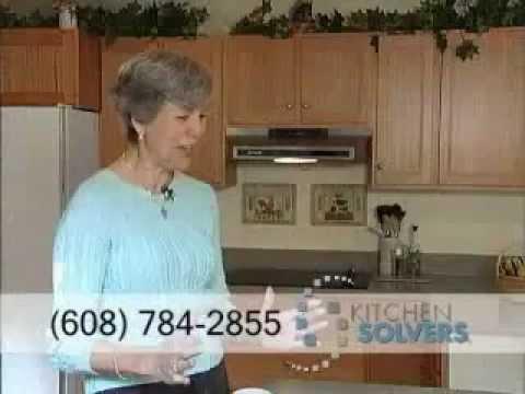 Kitchen solvers franchise cabinet refacing customer review - Kitchen cabinet franchise ...