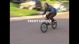 BMX  Trent Lutzke - Welcome to Sunday Flow