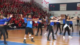 Dreyfoos Freshman Pep Rally Dance 2014
