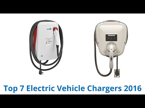 7 Best Electric Vehicle Chargers 2016