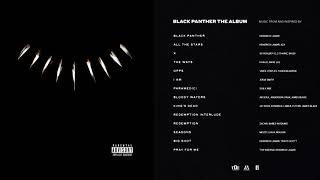 NEW Kendrick Lamar - Black Panther 2018 Album Tracklist & Cove…