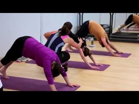Yoga at UCD Sport and Fitness