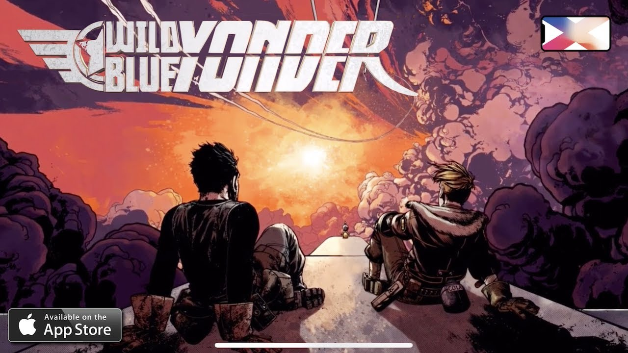 Wild Blue Yonder Story Gameplay Preview Ios Youtube