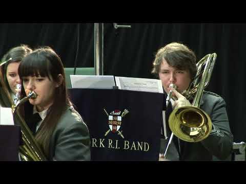 Seal Lullaby - Keele University Brass Band At UniBrass 2018