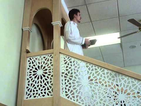 Jummah Khutba - hafiz Fatih Seferagic at BHICNY