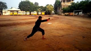 Krishnagiri district wushu sports association hsr