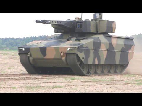 Rheinmetall Defence - Lynx KF31/KF41 Infantry Fighting Vehicle [1080p]
