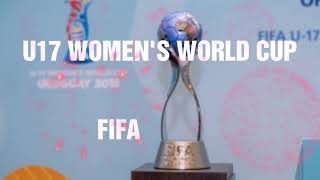U17 women's world cup 2018 ; tickets booking started