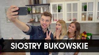 Siostry Bukowskie - proteinowe smoothie bowl | Damian Kordas Smakuje