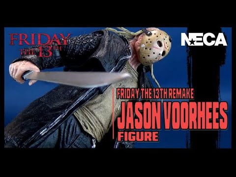 NECA Friday The 13th Remake Ultimate Jason Voorhees  | Video Review #HORROR