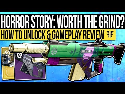 Destiny 2 | Horror Story: WORTH THE GRIND? - Exclusive Festival Weapon, Gameplay & How to Unlock it! thumbnail