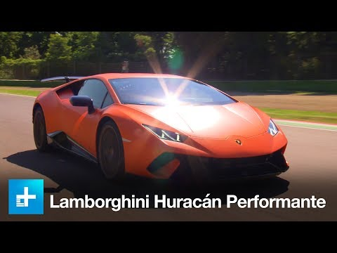2018 Lamborghini Huracán Performante First Drive