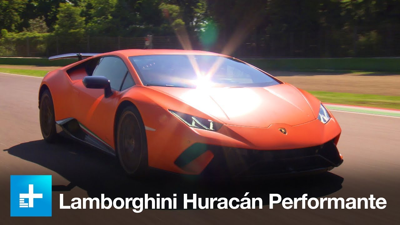 Jake Paul Lamborghini Huracan Performante